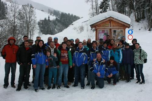 2013 Vereinsmeisterschaften Gruppenbild