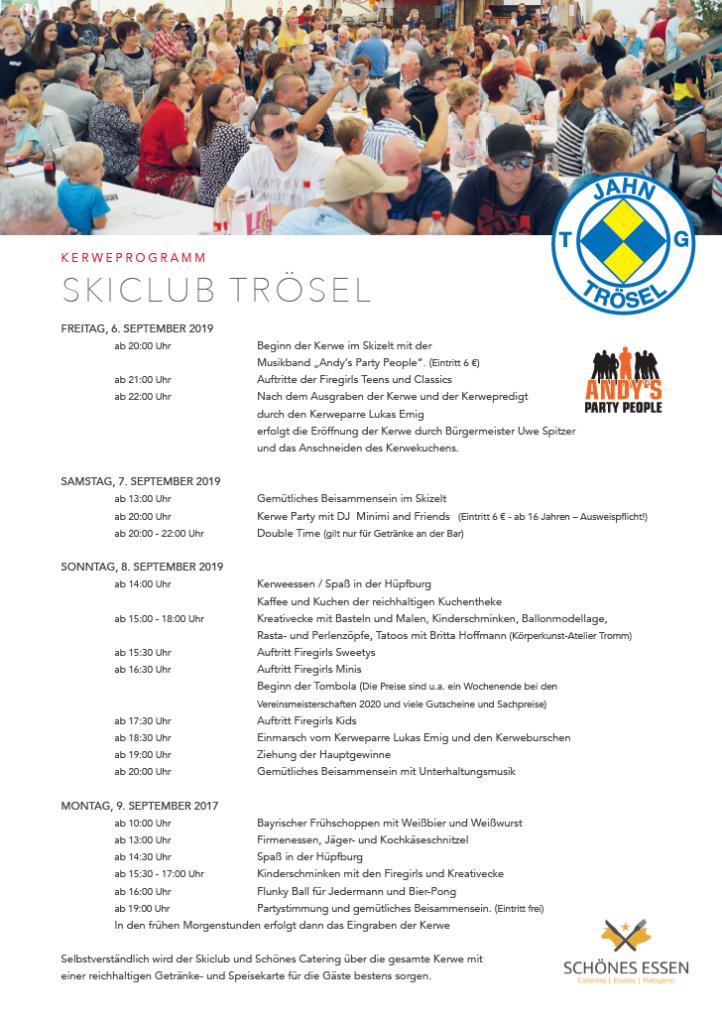 2019 Kerweprogramm